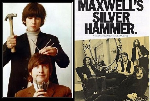 MAXWELL'S SILVER HAMMER