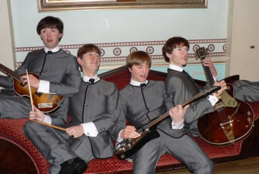 tussaud-beatles []