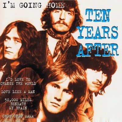 TEN YEARS AFTER. I'M...