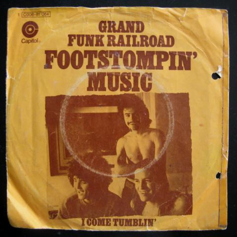 GRAND FUNK RAILROAD.FOOT...