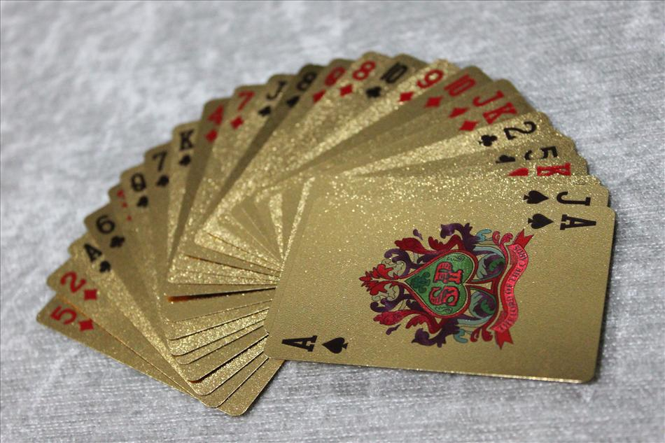 ЗОЛОТЫЕ КАРТЫ