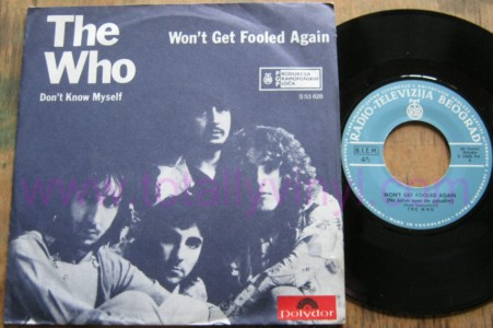 THE WHO.WONT