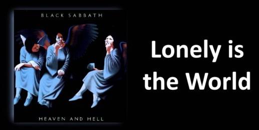 BLACK SABBATH.LONELY IS... []