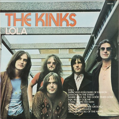 THE KINKS []