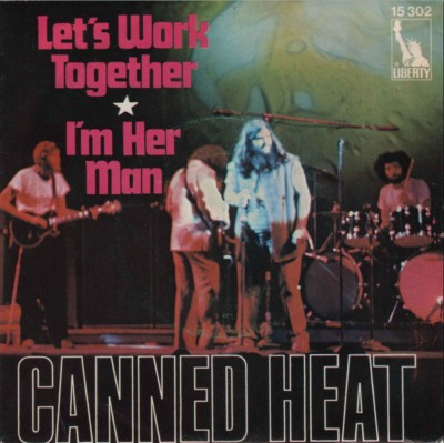 CANNED HEAT []