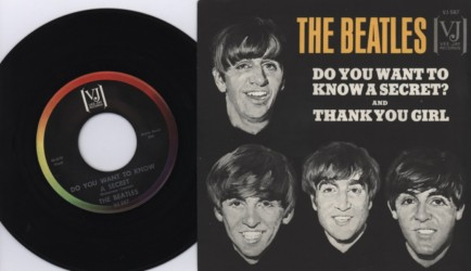 THE BEATLES. DO YOU WANT TO KNOW A SECRET []