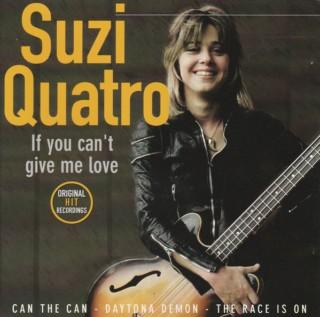 SUZI QUATRO. IF YOU... []